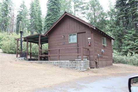 Camp Cabin  Interno  Picture Of Grant Grove Cabins