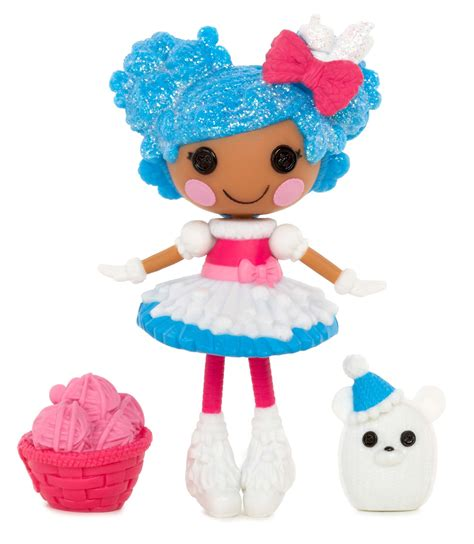 Mini Lalaloopsy Super Silly Party Doll Mittens Fluff N