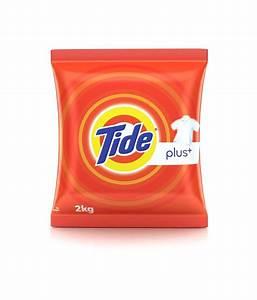 Tide Plus Detergent Powder 2 kg Pack: Buy Tide Plus ...
