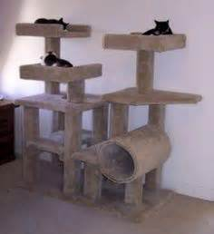 how to build a cat house 1000 images about cat furniture on cat