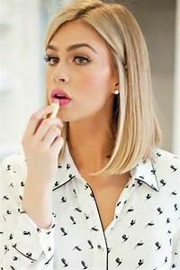 Coupe Mi Long Blond : coupe de cheveux mi long blond coiffure en image ~ Melissatoandfro.com Idées de Décoration
