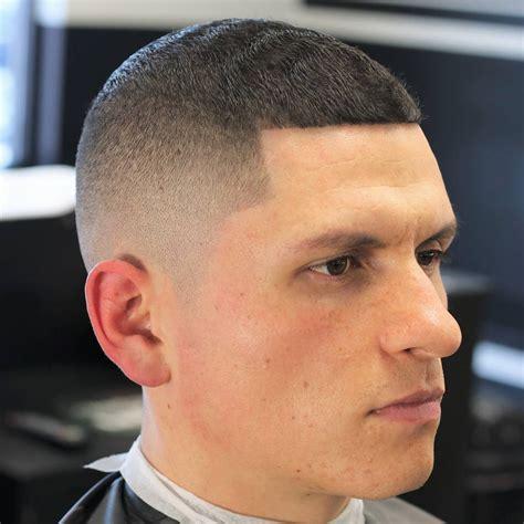 modern buzz haircut