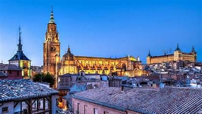 Spain Wallpapers Toledo Espana Vigo 2160 Desktop
