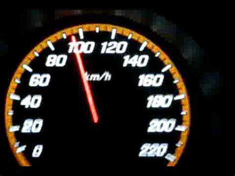 anhänger 100 km h honda fit i dsi cvt 0 100 km h 12 secs