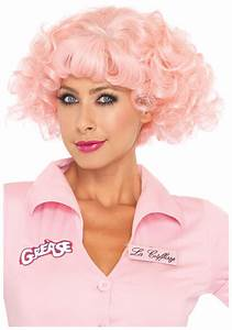 Pink Grease Frenchie Wig | eBay