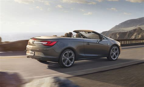 Chevrolet Buick by 2016 Buick Cascada Convertible Gm Authority