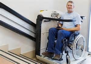 Commercial Wheelchair Stair Lift