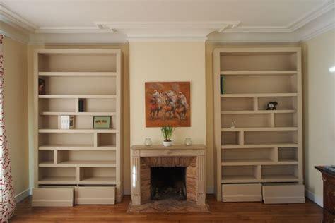 biblioth鑷ue bureau sur mesure bibliotheque sur mesure photos de conception de maison elrup com