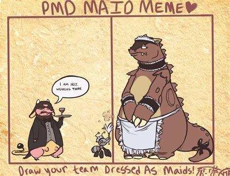 Maid Memes - team scrappy maid meme by crazyratty on deviantart