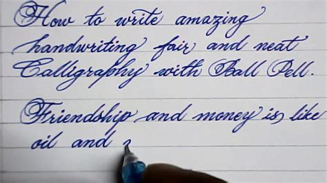 the world s best photos of cursive and handwriting