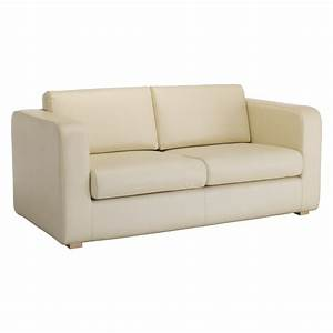 cream leather sofa bed home the honoroak With cream futon sofa bed