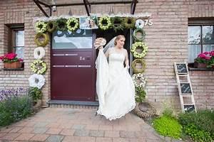 Kränzen Hochzeit Ideen : eine hochzeit auf dem land ~ Markanthonyermac.com Haus und Dekorationen