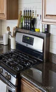 easy to make an the stove shelf iseeidoimake