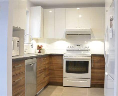 cuisine armoires blanches fexa rénovation de salle de bain armoire de cuisine et construction à québec cuisine