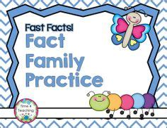 fact families images fact families math facts