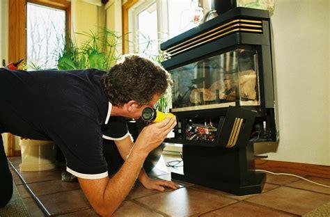 light  pilot   gas fireplace  stove