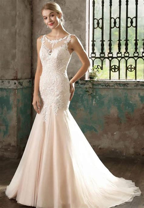 30 latest mermaid wedding dresses for brides sheideas