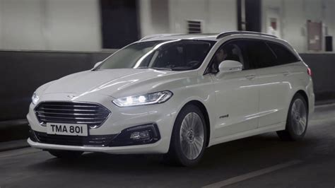The New 2019 Ford Mondeo Hybrid Wagon