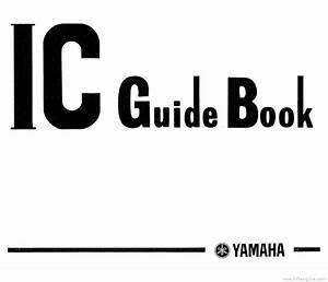 Yamaha Ic Guide Book - Manual