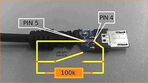 4 Pin Micro Usb Wiring Diagram
