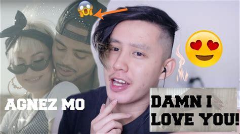 Agnez Mo  Damn I Love You (music Video) Reaction Youtube