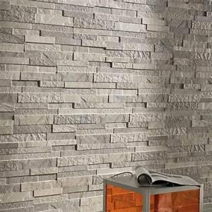 Stone wall tile design contemporary magazine