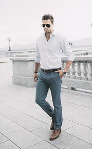 Business Casual Attire For Men - 70 Relaxed Office Style Ideas