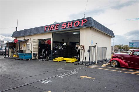 Tire Shop Locations Near Me