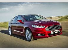 Ford Mondeo V 2015 Car Review Honest John