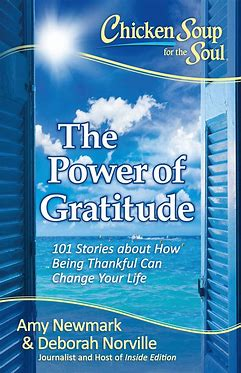 Image result for chicken soup for the soul power of gratitude