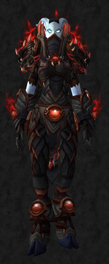 elite cruel gladiators leather armor