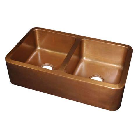 rectangular kitchen sink rectangular bowl copper kitchen sink coppersmith 1753