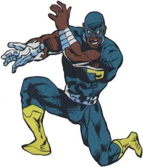 Marvel Comics Black Super Heroes