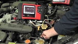 How To Test Intake Valve Control Solenoids  Codes P0028