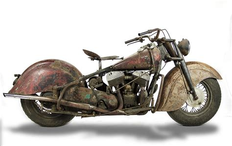 1946 Barn Find Indian Chief 4 Sale