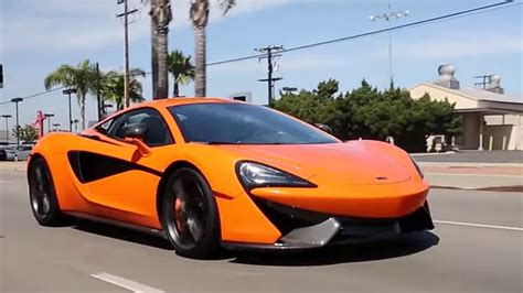 Review Mclaren 570s by 2016 Mclaren 570s Review And Road Test
