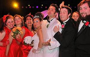 Tony n39 tina39s wedding review preview exploring las vegas for Vegas wedding show