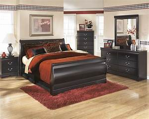 Huey vineyard bedroom set national furniture liquidators for Pictures of bedroom furniture
