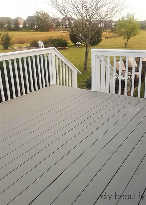 update  deck  paint landscaping pool ideas