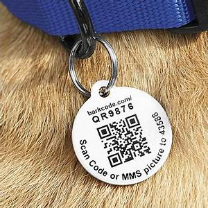 Qr code id dog tags qr code pet id tag orvis uk for Qr code dog tag