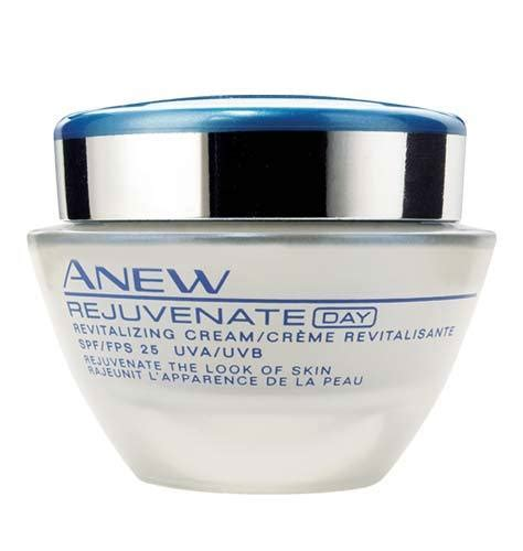 Nulife Rejuvenate Original avon anew rejuvenate day revitalizing spf 25 skin