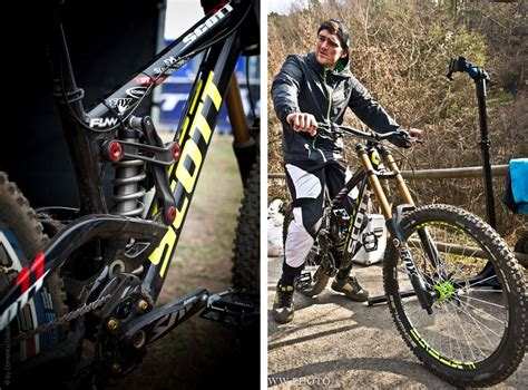 Scott Downhill Bike Prototype - Pinkbike | Downhill bike ...