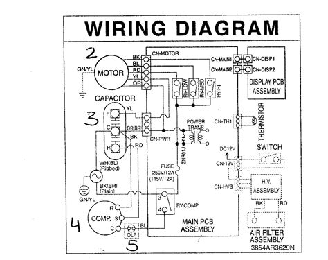 Air Conditioner Wiring Diagram Pdf Download