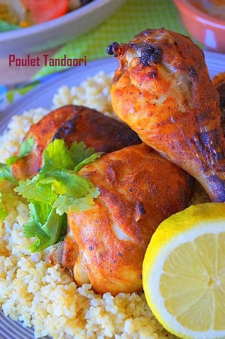 cuisine indienne poulet tandoori poulet tandoori facile recette indienne paperblog