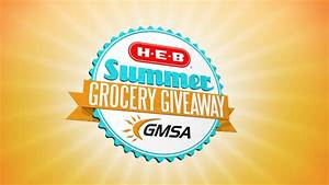 HEB Great Summer Giveaway Contest on Good Morning San Antonio