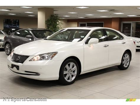 lexus white lexus es 350 price modifications pictures moibibiki