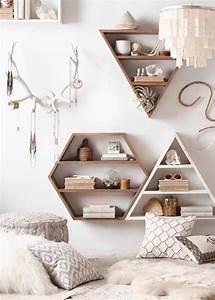 Etagere Pour Chambre : etagere murale pour chambre fille maison design ~ Preciouscoupons.com Idées de Décoration