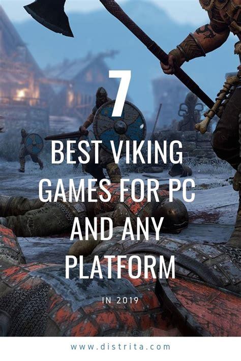 Nostalgic Retro Viking Games or modern warrior games from ...