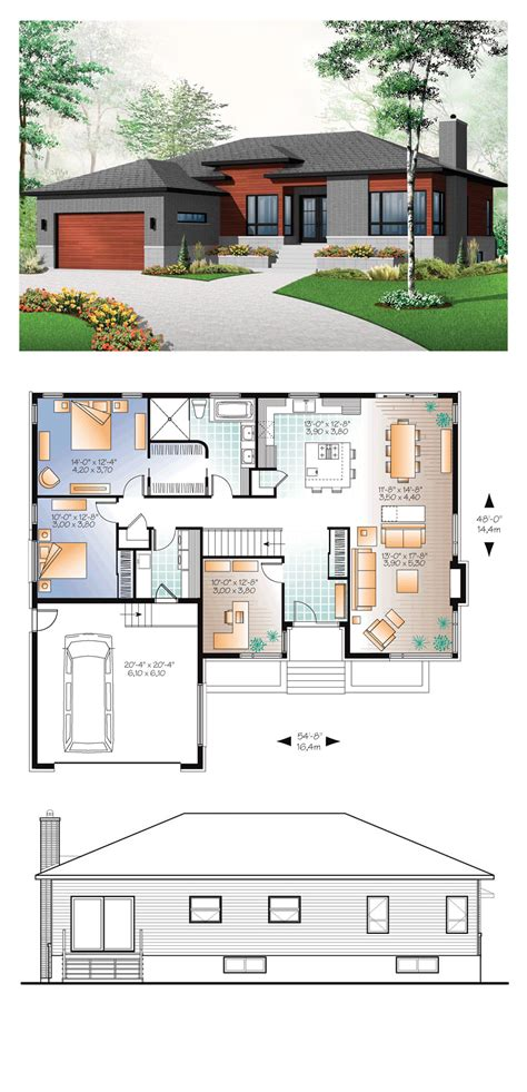 modern houses plans home design contemporary modern house plans photos