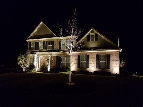 Hausbeleuchtung Aussen by Lake Hartwell Landscape Lighting